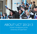 About UCT 2012 - 2013