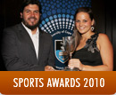 UCT Sports Awards 2010