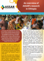 ASSAR research in Ethiopia