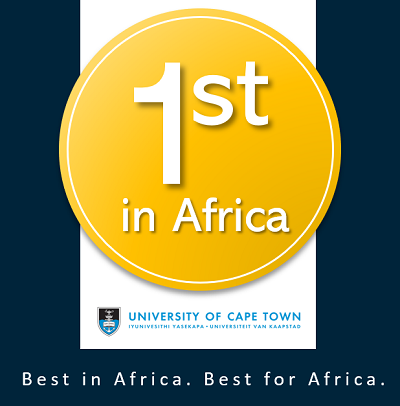 1st in Africa