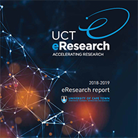 UCT eResearch report 2018-2019