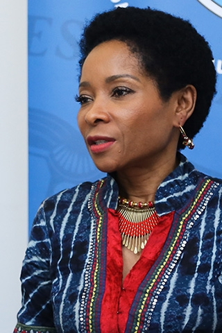 Phakeng appointed as new VC