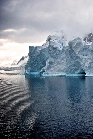 Priceless climate-change data haul from Antarctica