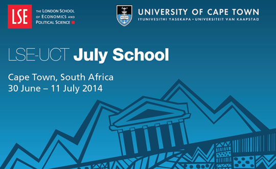LSE-UCT July School