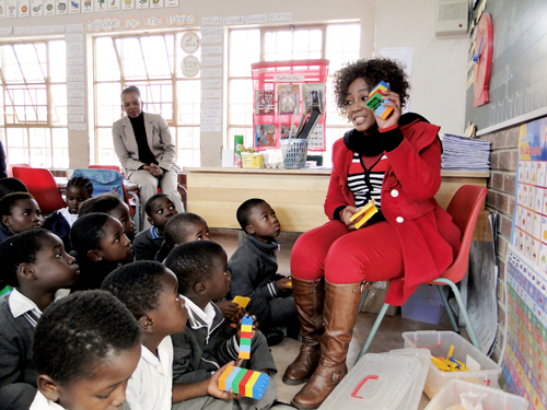 LEGO Foundation partnership with UCT to support ECD interventions in ...