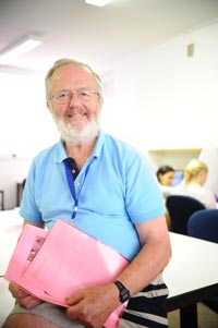 Professor Norman Myers