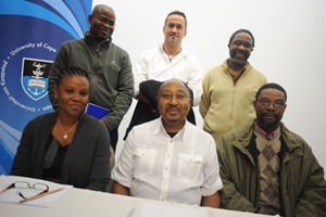 Africa Day panelists