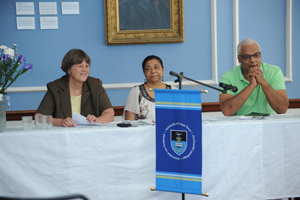 UCT Month of Transformation event