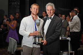 Joe Möhle was named Sportsperson of the year, at the the 2012 UCT Sports Awards - he was awarded the Jamison Cup as the Sportsperson of the Year for 2012..