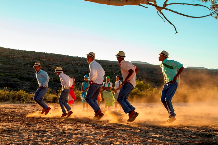 The Nuwe Graskoue Trappers come from the Cederberg region of the Western Cape. (Photos supplied.)