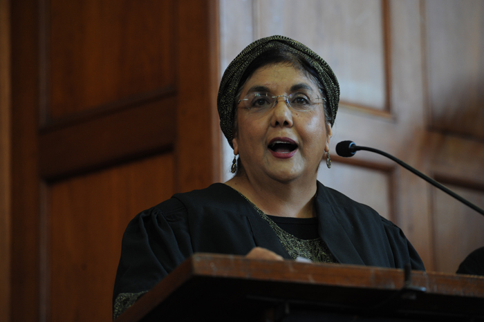 It's a different UCT now, Jaffer tells graduands