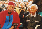 Achebe and Mandela