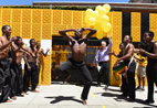 UCT dance troupe