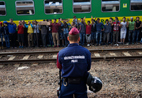 European refugee crisis spotlights legal challenges