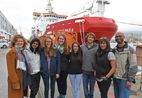 Floating university sets sail on ten-day SEAmester voyage