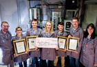Quadruple awards for UCT brewers