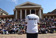 UCT speaks out for change