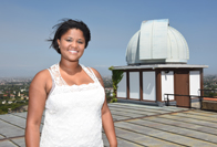 Postdoctoral fellow Tana Joseph's journey to the stars began, age 11, with a scrapbook of Hubble images