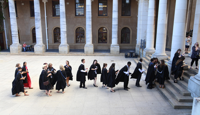 Meet a new generation of UCT academics